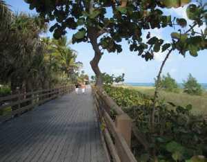 Miami Beach Boardwalk