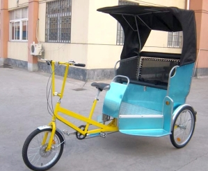 Pedicabs in Miami Beach