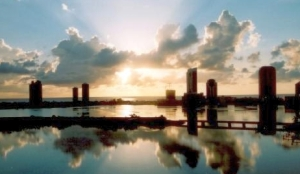 Sunny Isles Beach FL Sunset