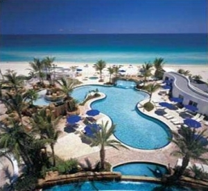 Trump Beach Resort Pool