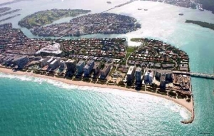 Bal Harbour Atlantic & Inlet