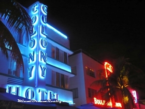 Colony Hotel Ocean Drive