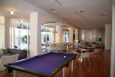 Harbour House Billiards Room