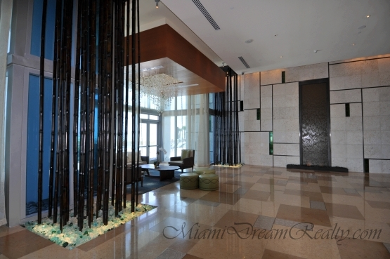 Canyon Ranch North Tower Lobby