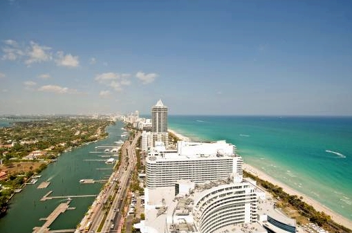 Fontainebleau II Penthouse Views
