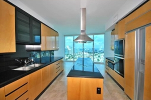 Portofino Tower South Beach Condo 3105 Kitchen