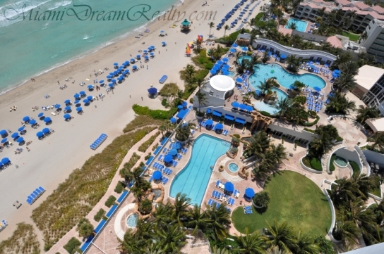 Trump Beach Resort Amenities
