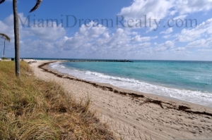 Bal Harbour residents have long advocated for improvements to their beach, which has shrunk to small dunes in some places thanks to natural erosion and several active hurricane seasons.